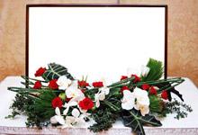 供花:横幅120cm
