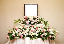 供花:横幅90cm(2段)