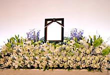 供花:横幅180cm